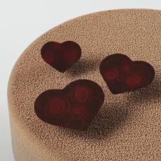 Assortiment cœurs 3 tailles