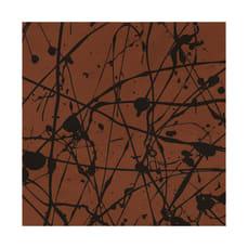 Transfert peinture cacao noir
