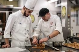 B The Change : Insieme, ci impegniamo per una gastronomia inclusiva