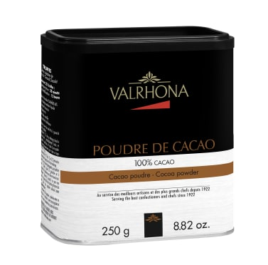 Valrhona Retail Cocoa Powder