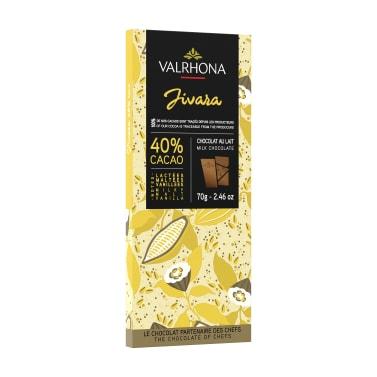 valrhona.com-Tavoletta di Degustazione Jivara