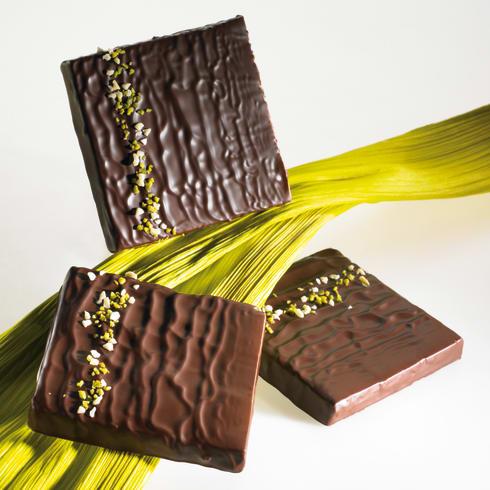ILLANKA Nougat Marshmallow Bars Recipe