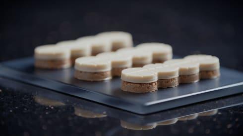 NOROHY Vanilla Snack