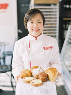 Chef Betty Hung - Co-owner and Head Pastry Chef, Beaucoup Bakery