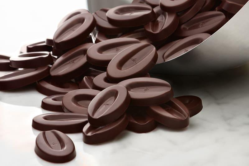 Chocolat de couverture pour enrobage