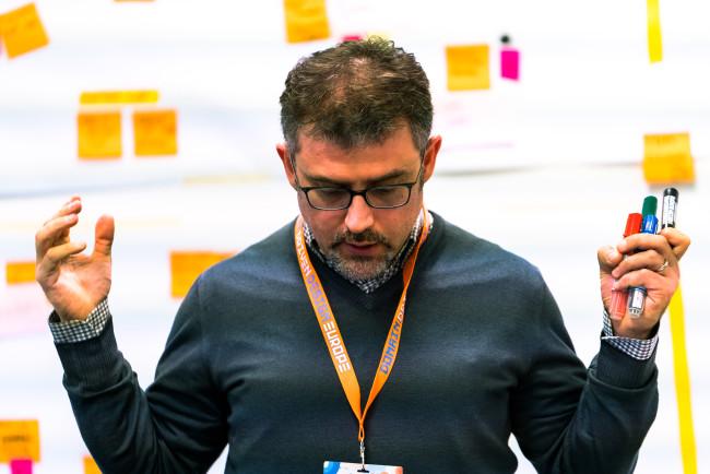 Alberto Brandolini at Domain–Driven Design Europe 2017