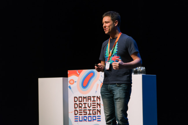 Cyrille Martraire at Domain–Driven Design Europe 2017