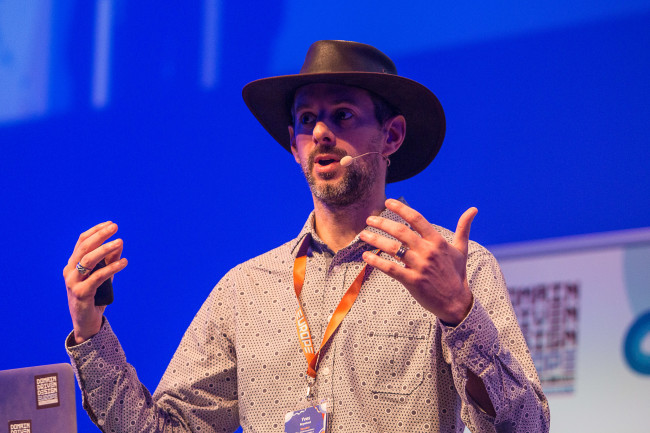Yves Reynhout at Domain-Driven Design Europe