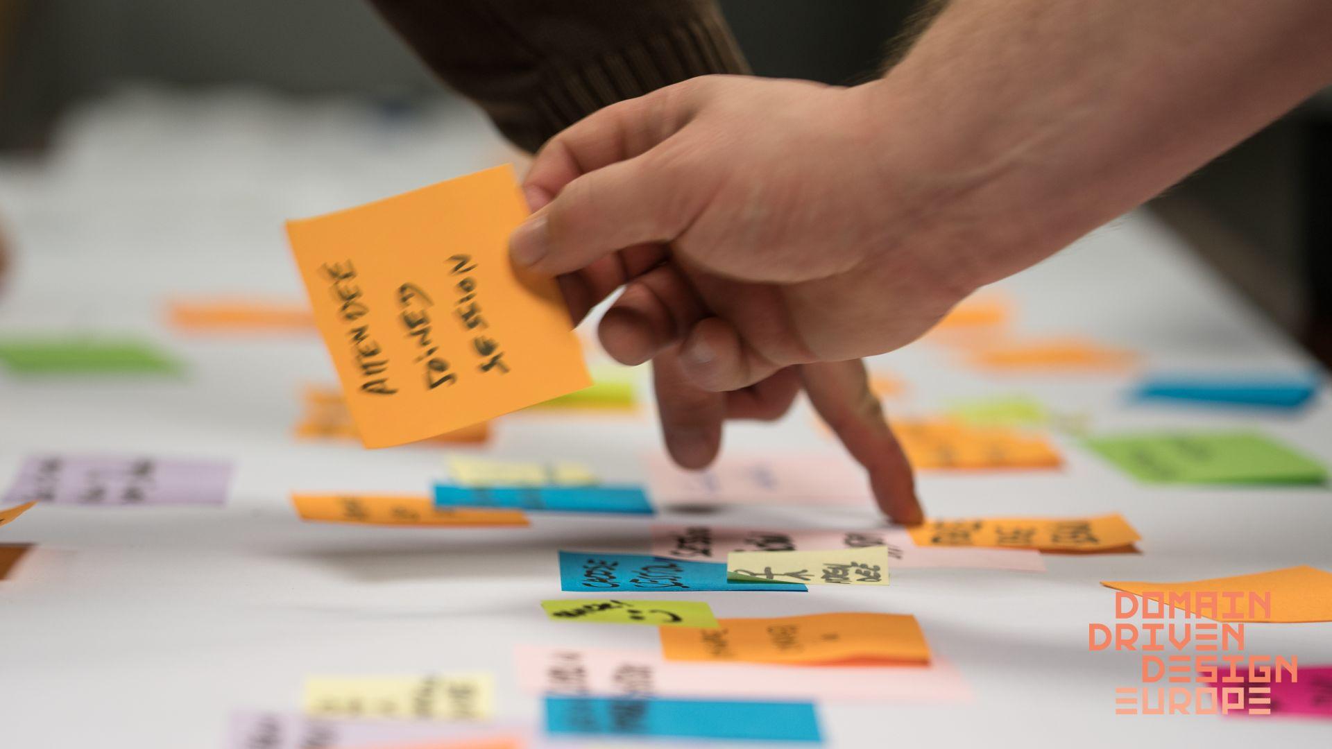 Event Storming : comprendre le métier autrement
