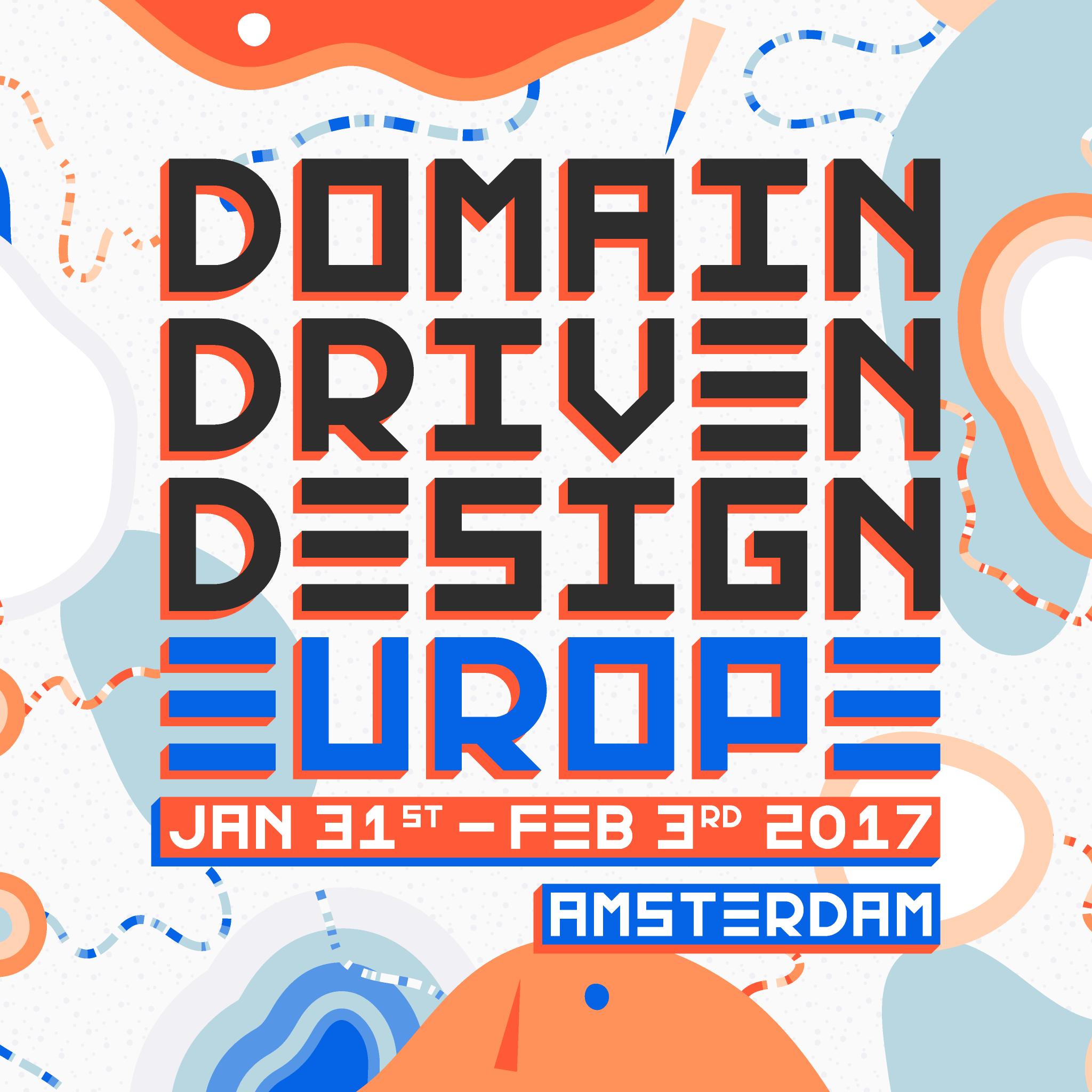 Domain Driven Design Europe 2017