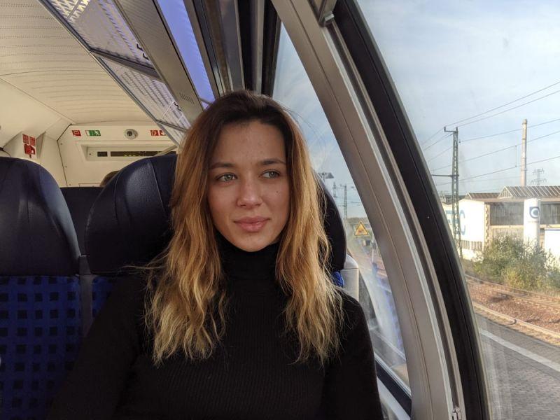 picture of Olena Borzenko