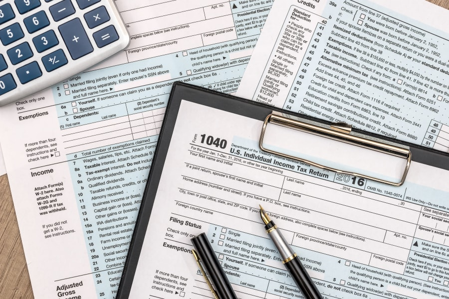 Don't let the new tax deduction rules stress you out.