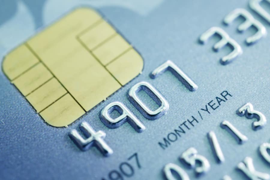 Did the debt from this credit card just go up?