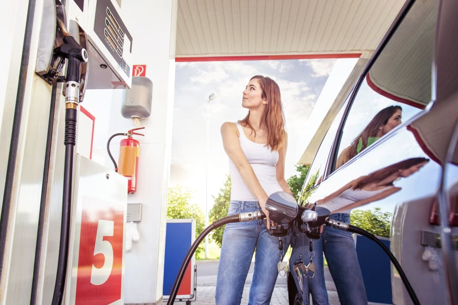 Digital Payments are Preferred at Gas Stations