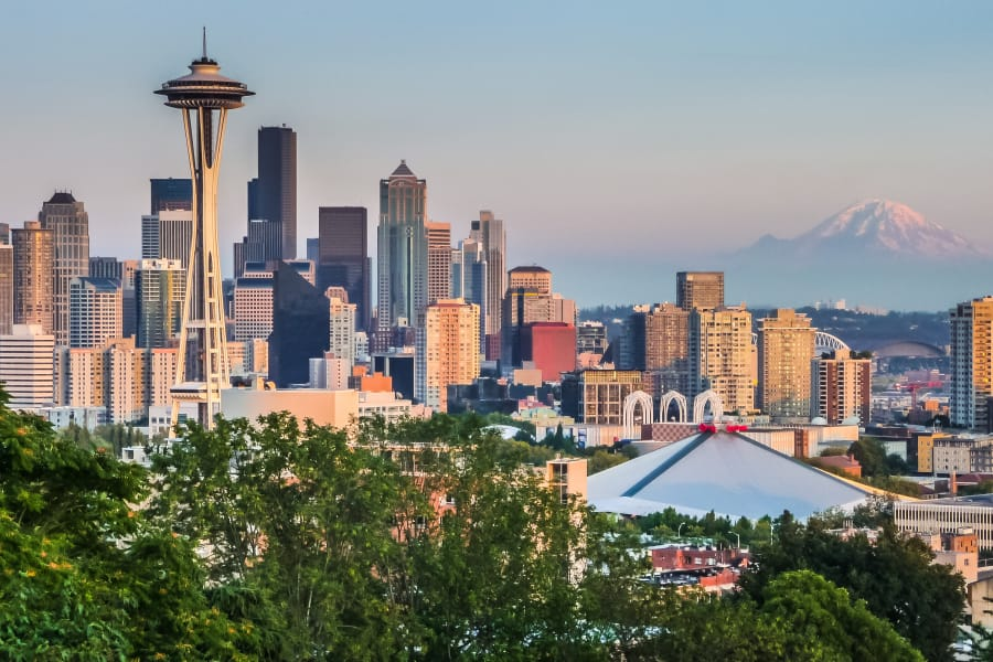 Seattle is one of the red-hot housing markets that is cooling down.