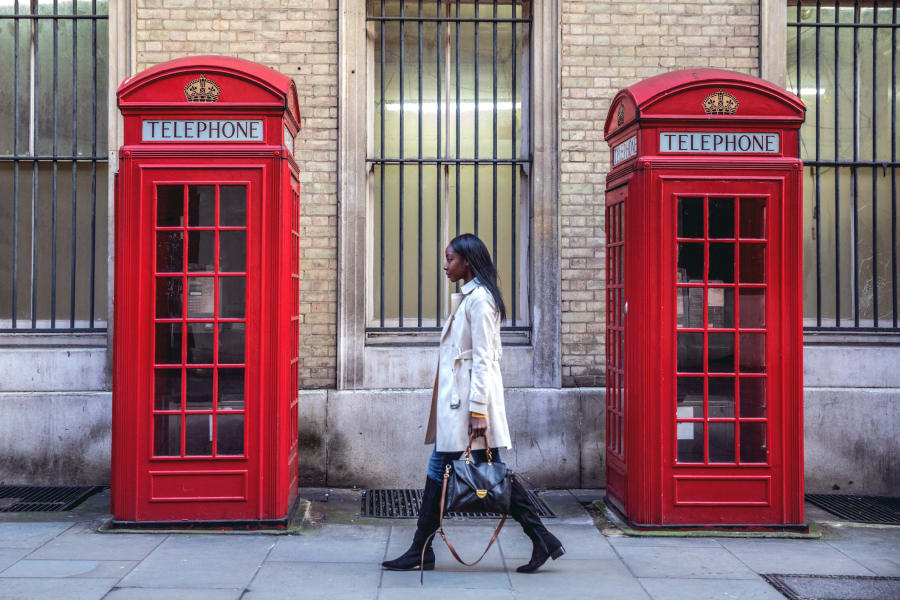 It's a great time to travel to London