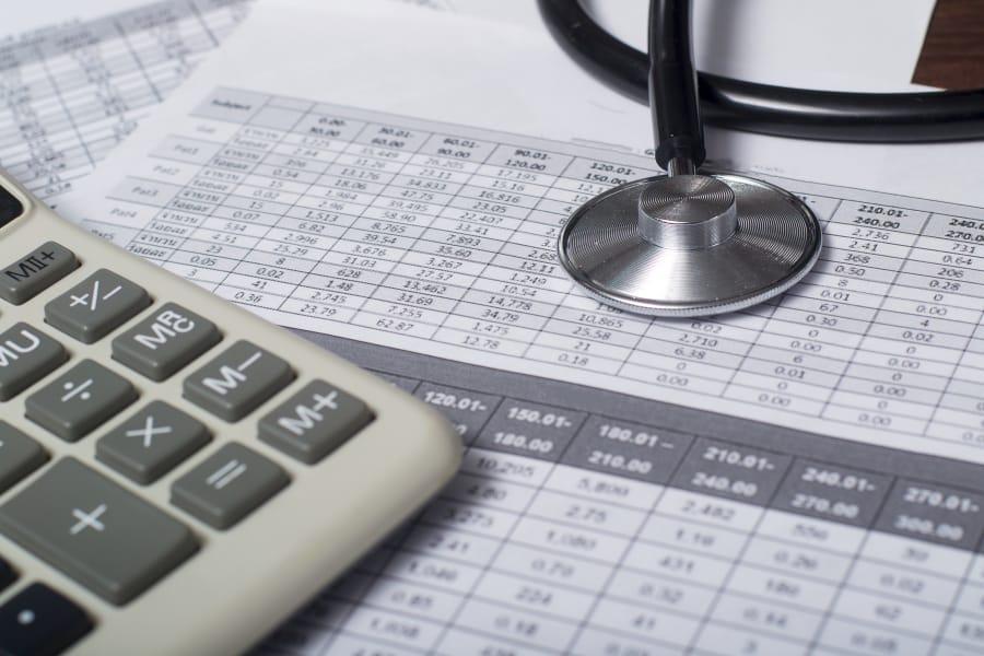 Look at for medical billing debt