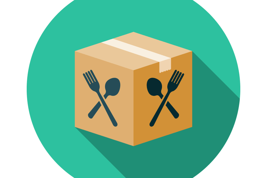 Meal delivery kit