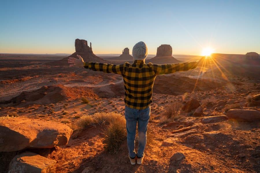 Monument Valley roadtrip