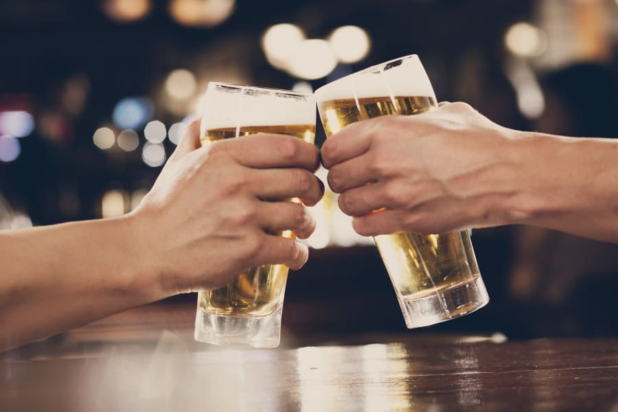 A Super Bowl ad for this beer may provide debt relief
