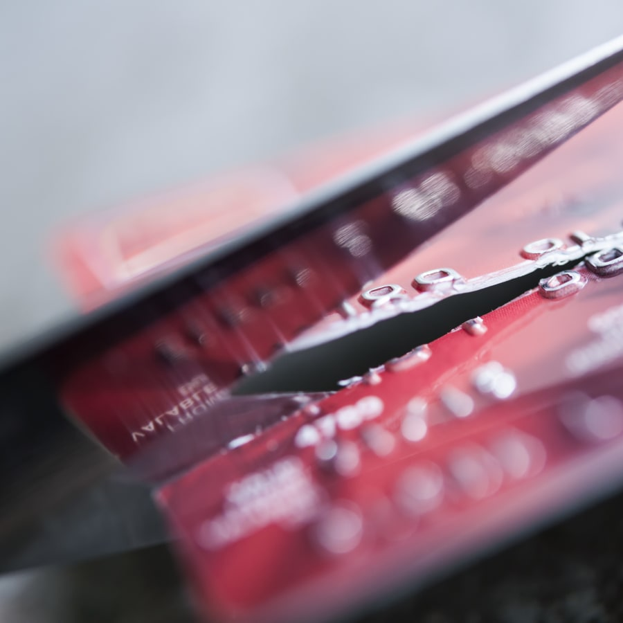 Credit cards could soon be tougher to get.