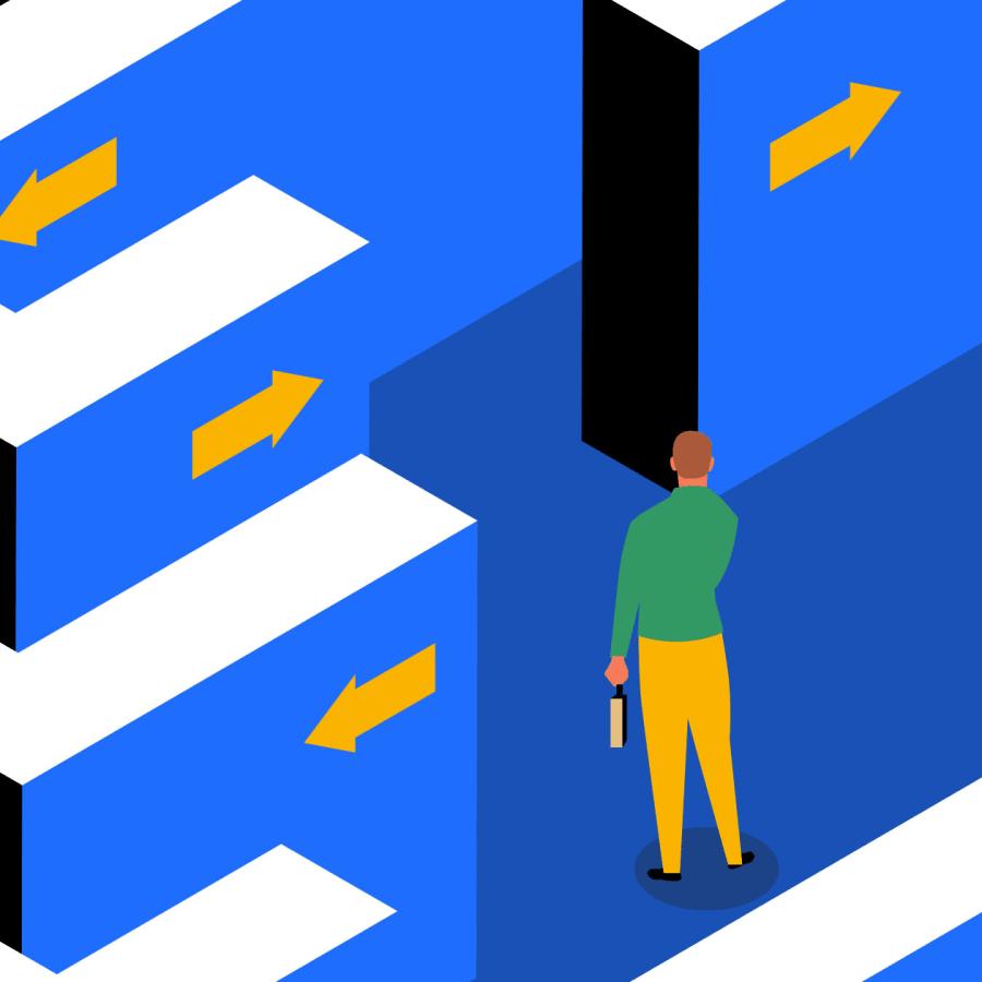 An unclear career path