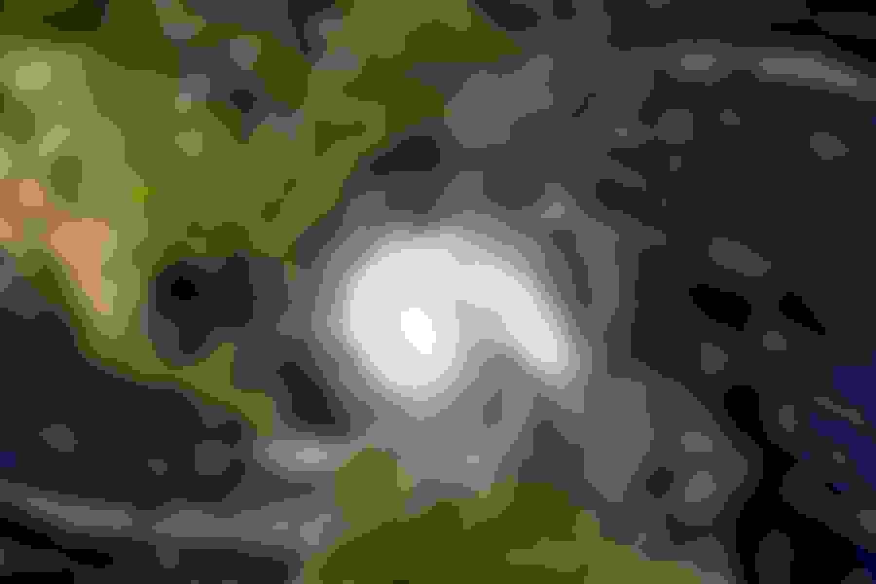 Hurricane approaching USA