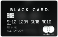Mastercard® Black Card™ Image
