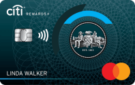 Citi Rewards+℠ Card Image