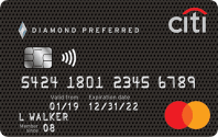 Citi® Diamond Preferred® Card Image