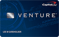 Capital One® Venture® Rewards Credit Card Image