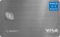 The World Of Hyatt Credit Card Image