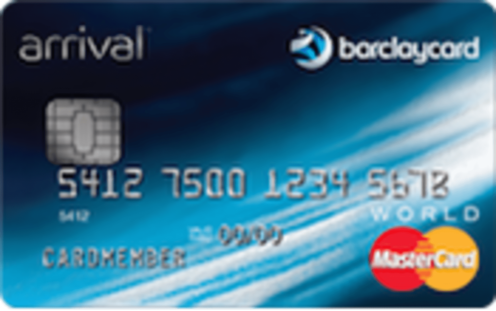Barclays Arrival™ World MasterCard®