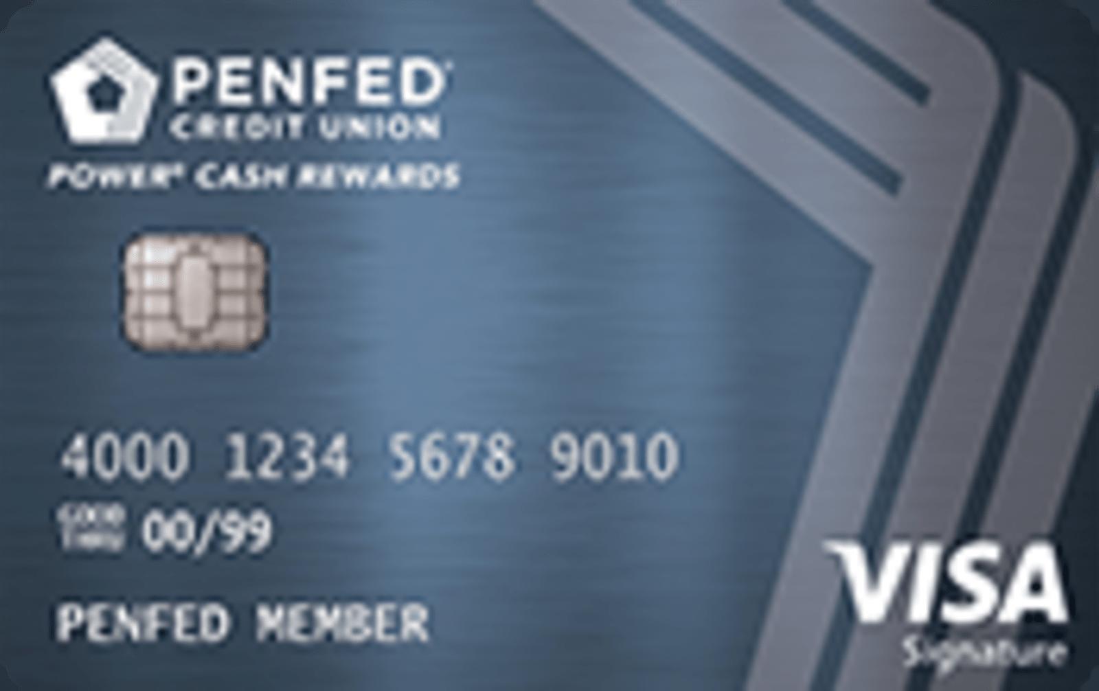 PenFed Power Cash Rewards