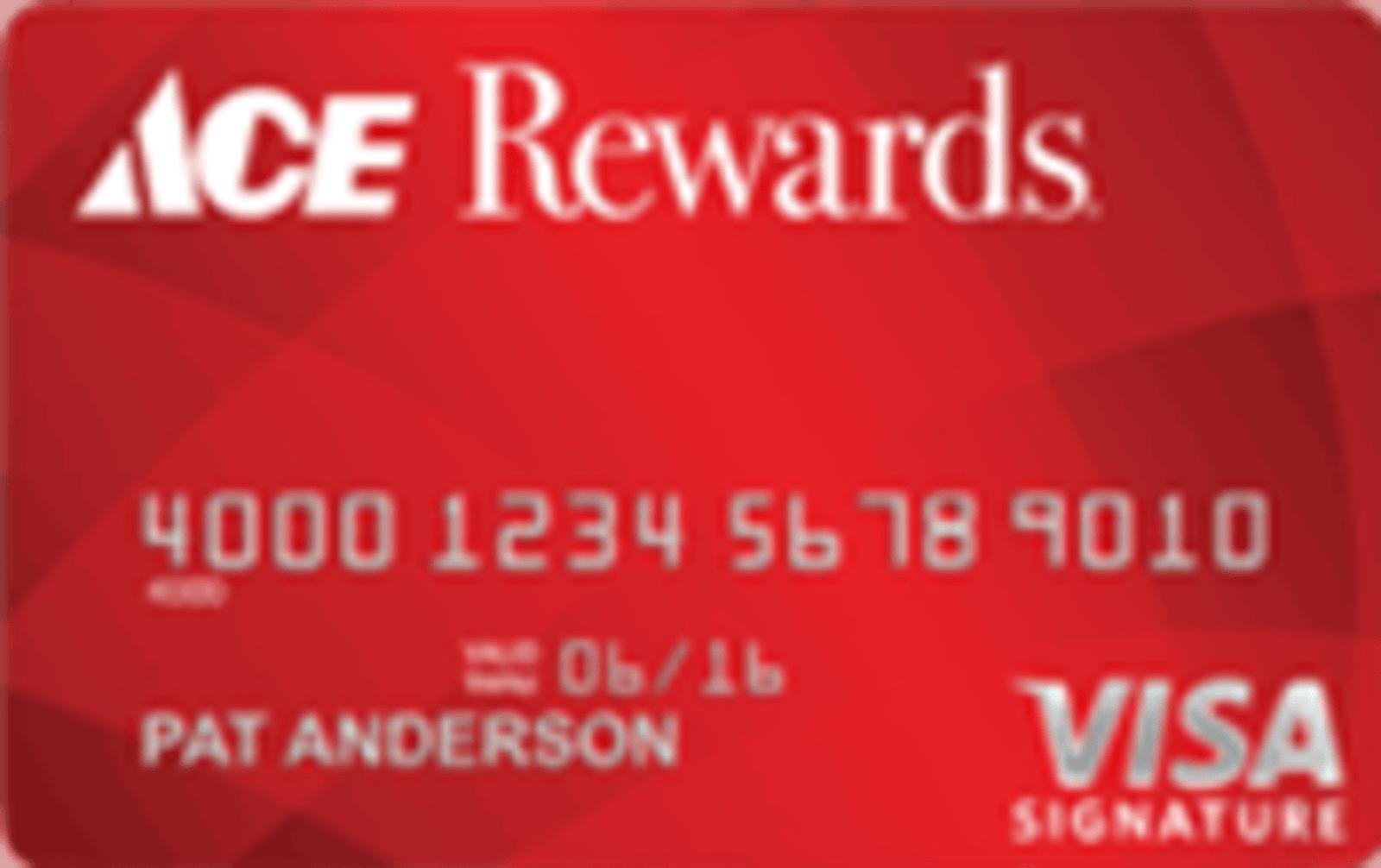 Ace Rewards Visa Credit Card: Should You Apply? | Credit