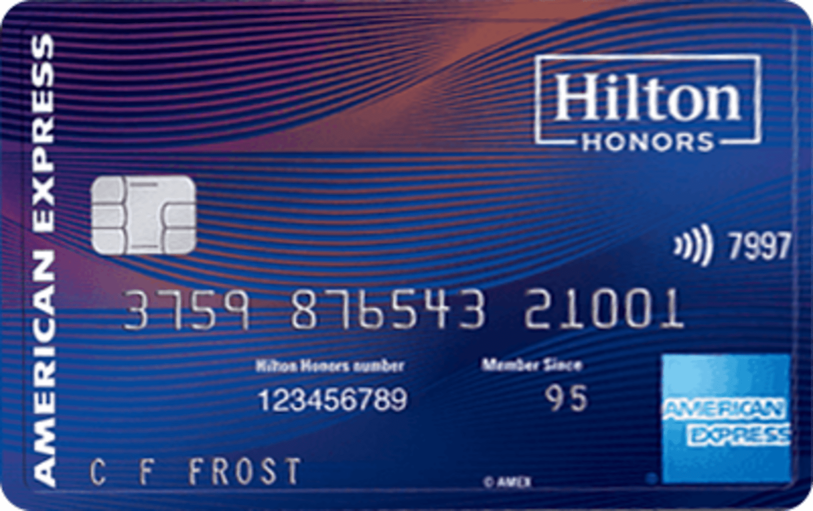 when does the hilton charge your credit card