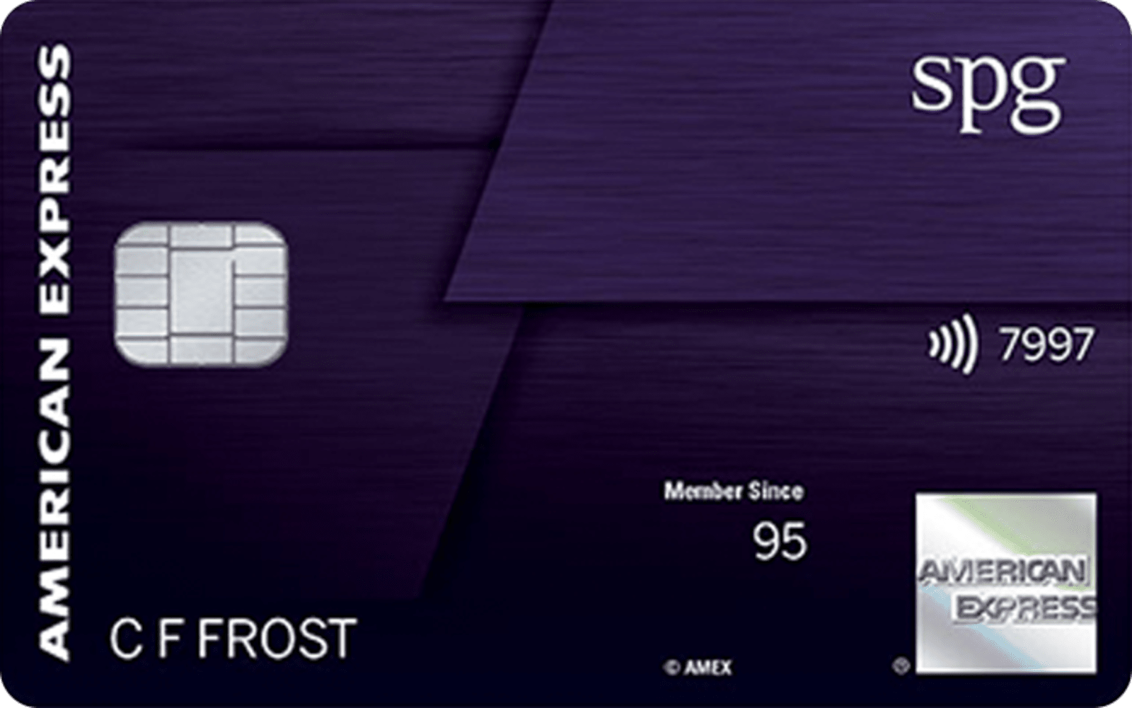 Starwood Preferred Guest® American Express Luxury Card