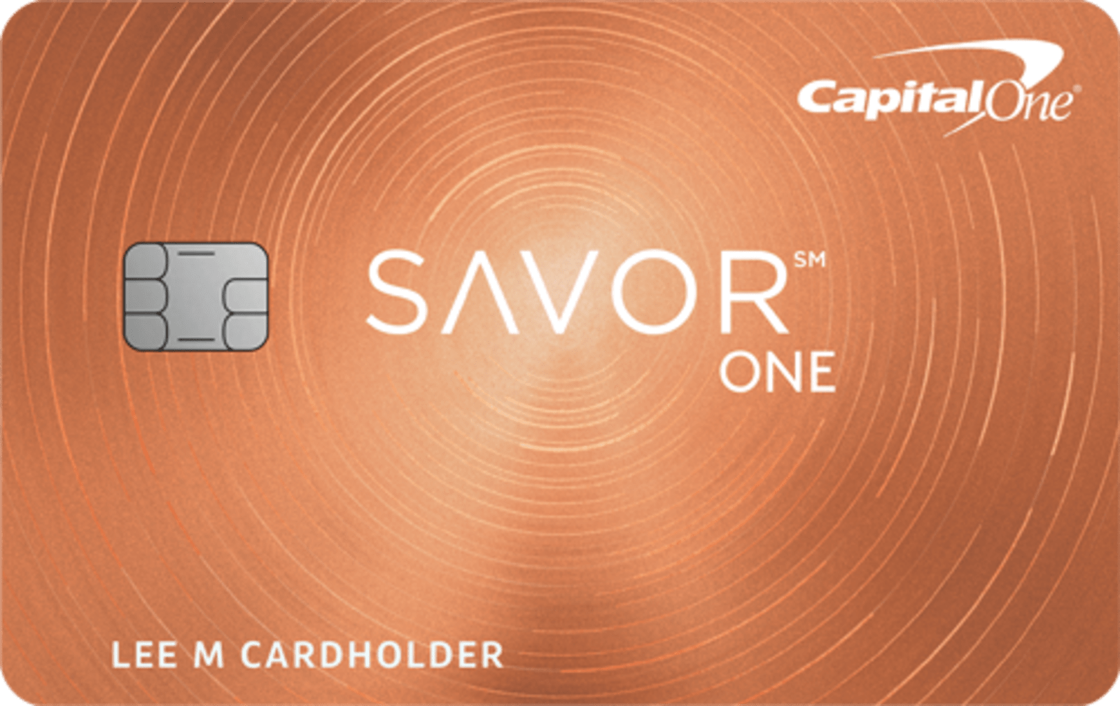 Capital One® SavorOne℠ Cash Rewards Credit Card