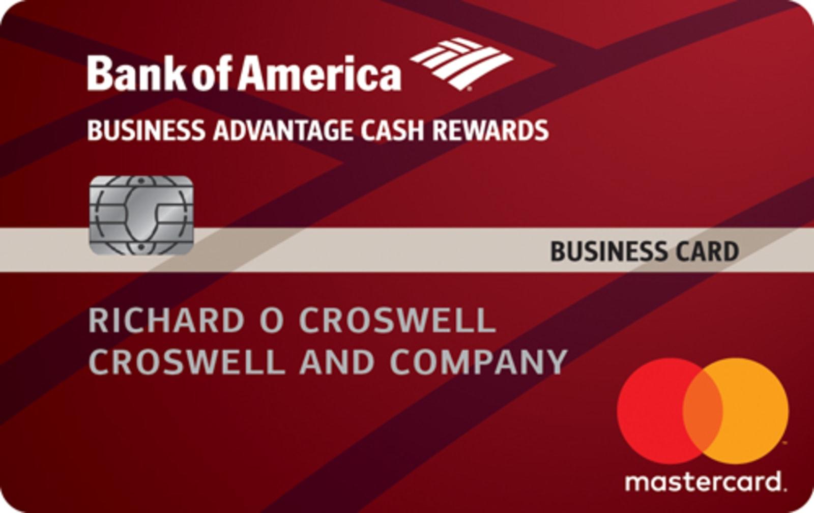 bank of america credit card customer reviews