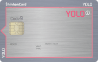 신한카드 YOLO i
