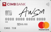 CIMB AWSM Card