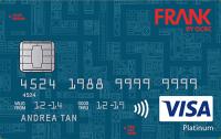 OCBC Frank Credit Card