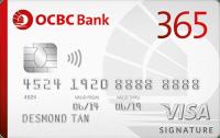 OCBC 365 Card