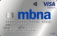 MBNA Balance Transfer Credit Card