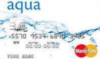 Aqua Start Credit Card
