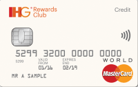 IHG Rewards Club Credit Card
