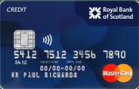 Royal Bank of Scotland Student Credit Card