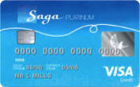 Saga Over 50s Platinum Credit Card