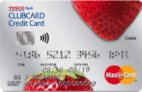 Tesco Purchases Card