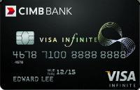 CIMB Visa Infinite Card